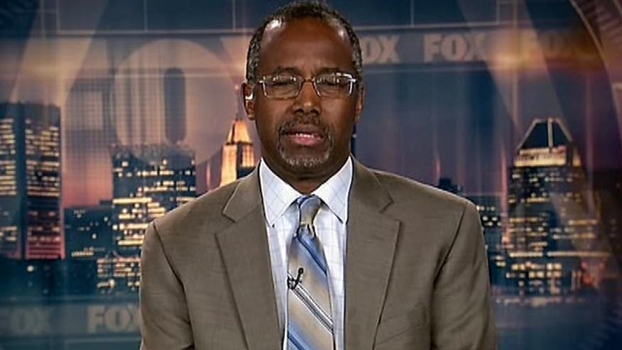 Dr. Ben Carson tells his own story of struggle with affirmative action and why there's a need for 'compassionate action'