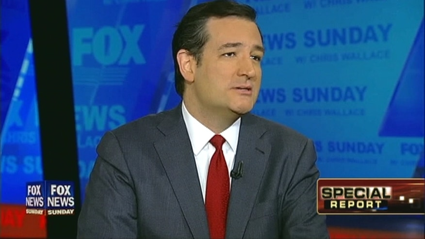 How the media is deranged about the early success of Sen. Ted Cruz (R-TX).