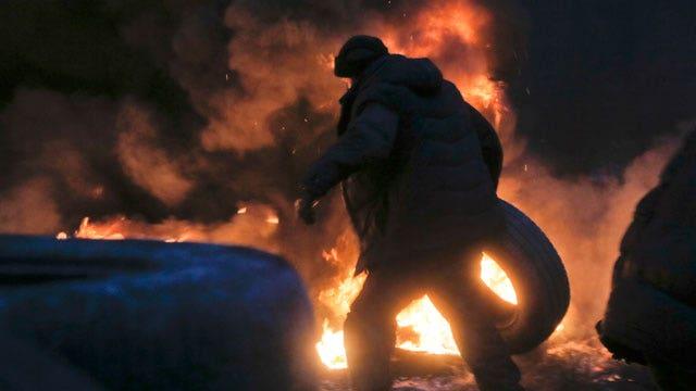 Reason for Kiev clashes: Panel on Ukraine's dire economy
