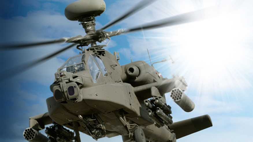 Allison Barrie on the update that will finally allow Apache attack helicopters to see in color