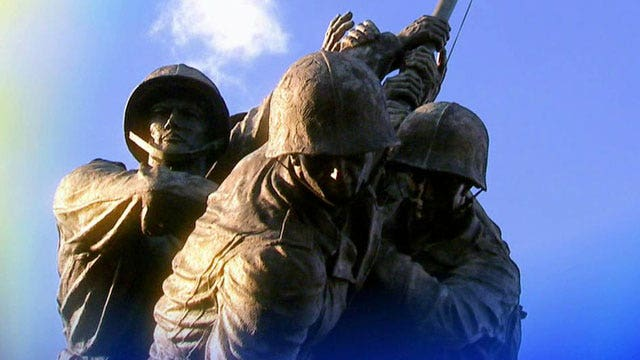 68th anniversary of Battle of Iwo Jima