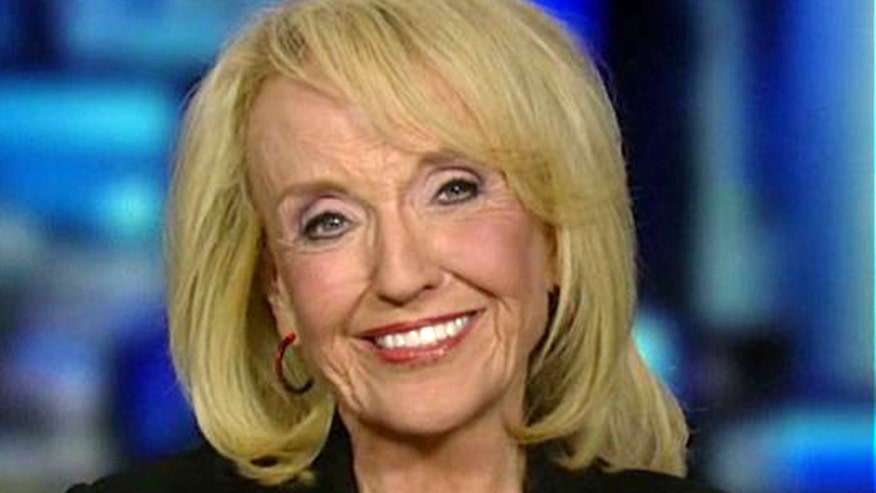 Gov. Jan Brewer on dealing with issue
