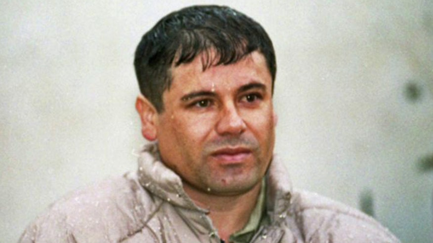 Joaquin Guzman captured in overnight raid