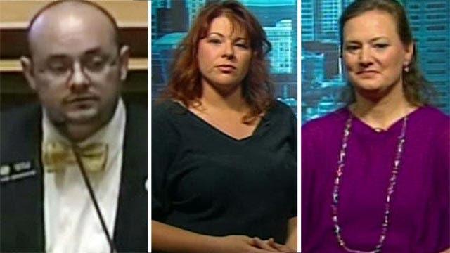 Women react to CO lawmaker's 'rape' comments about guns