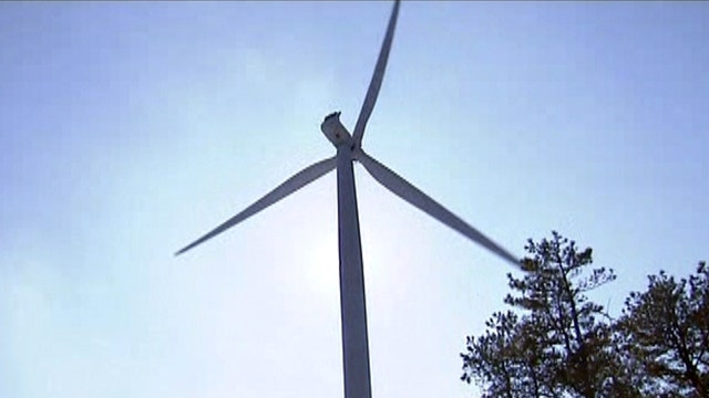 Massachusetts wind turbines generate controversy