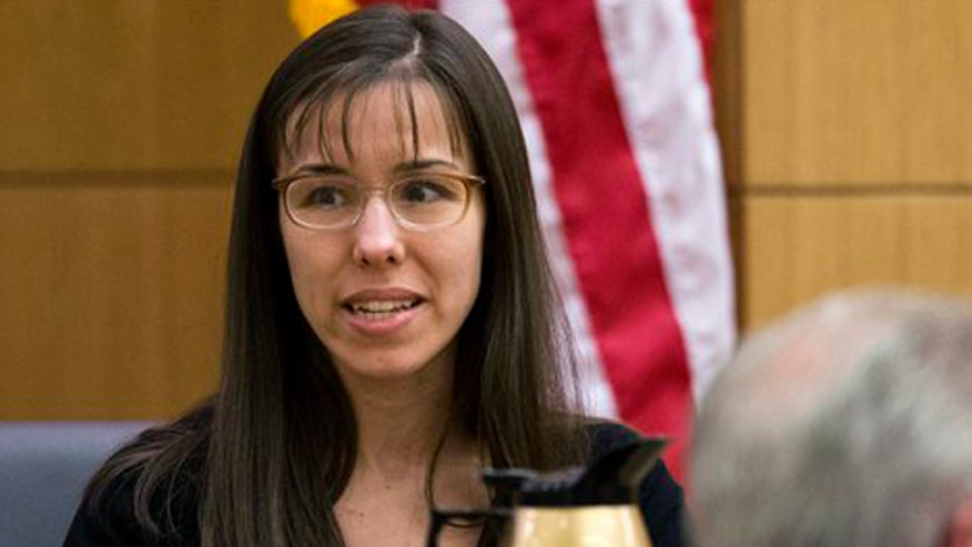 Prosecutors grill Jodi Arias about her multiple stories in killing of Travis Alexander