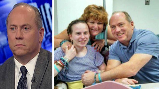 Justina Pelletier's father sounds off on last hearing