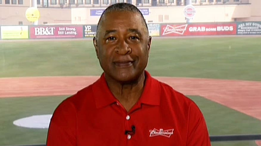 St Louis Cardinals Hall of Fame shortstop Ozzie Smith on White House petition to make baseball's Opening Day a national holiday