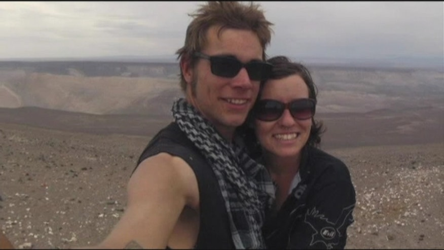 A couple is being searched for after they have gone missing in Peru. The couple decided the travel to South America and bike the region. They wanted to get to know the native people of the region.