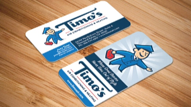 Can your small business pass the 'business card test?'