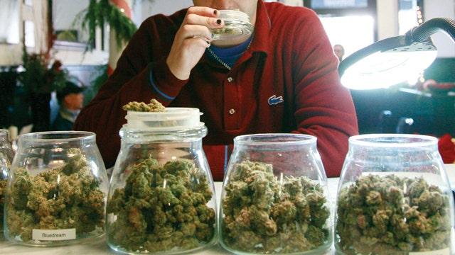 Will banks lend marijuana merchants?