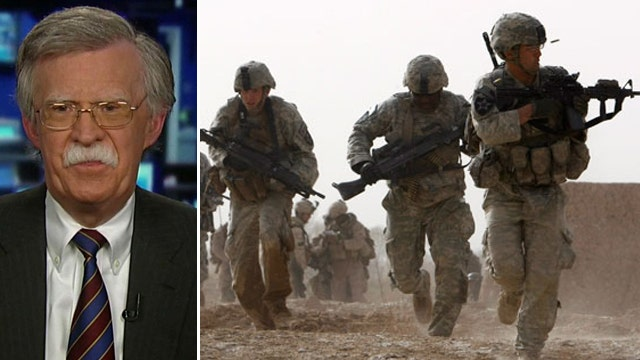 Amb. Bolton on US plan in Afghanistan, Ukraine