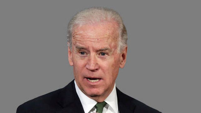 Biden to women: Thanks to ObamaCare, you can quit working