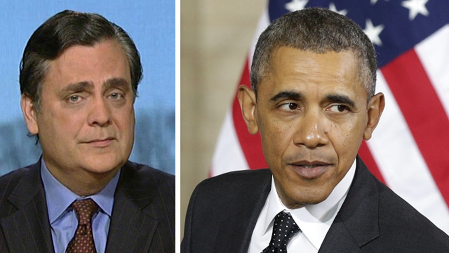 Professor Jonathan Turley warns of the system changing in Washington