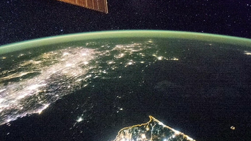Raw video: Space agency releases time-lapse video from ISS shot from Bangkok to North Pacific