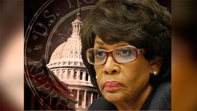 Maxine Waters: Sequestration could cost '170 million jobs'