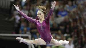 Olympic gymnast on 'Fox & Friends'