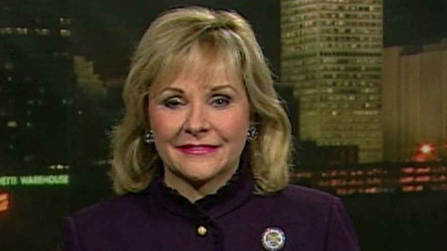 Oklahoma Gov. Mary Fallin wants Pres. Obama and Congres to sit down and put the nation first, for once