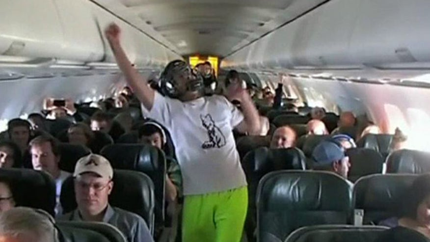Dance craze lands airline in hot water
