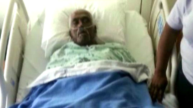 'Miracle' as Mississippi man wakes up in body bag at funeral home