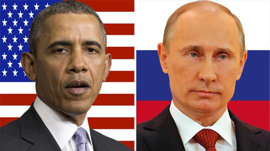 With increasing concern over Russian military intervention in unrest in the Ukraine - and President Obama issuing warnings to Putin - has the Cold War returned?