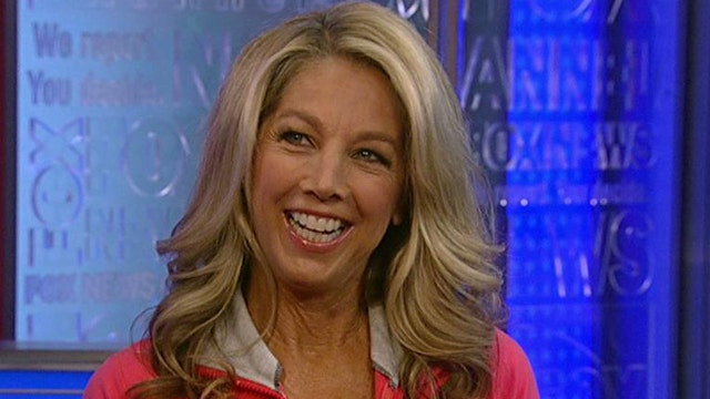 Denise Austin Shares The Skinny On Staying Fit Latest -8604