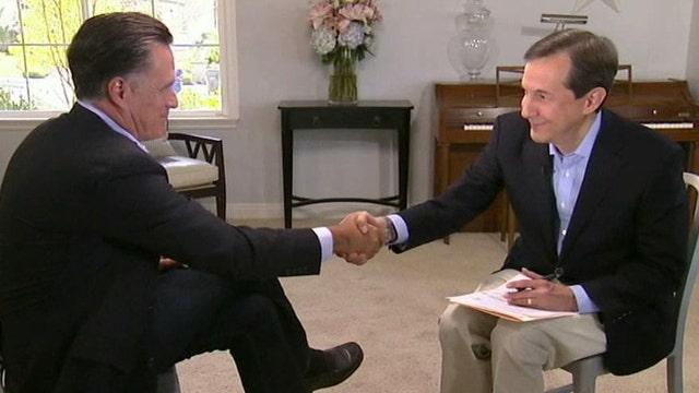 Mitt Romney talks campaign mistakes, political future
