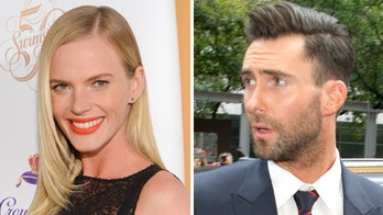 Adam Levine's supermodel ex said she will always love the singer-even though he's engaged to someone else.