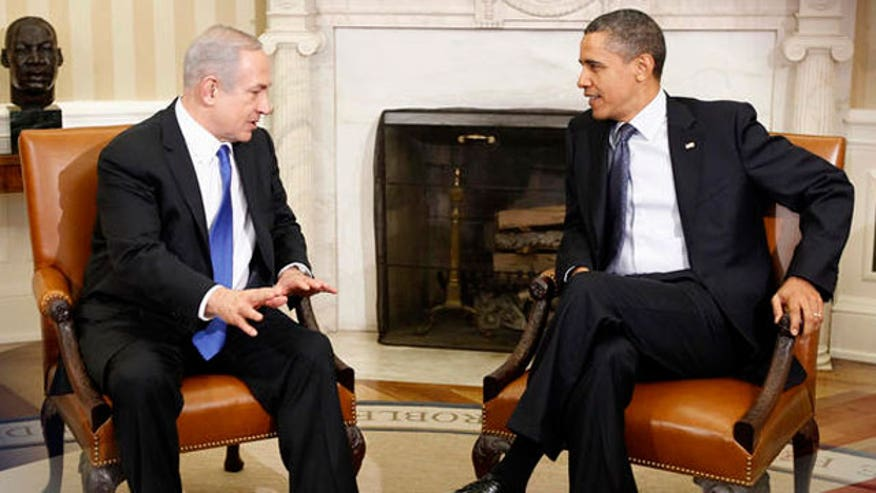 Obama, Israeli PM set to meet at White House