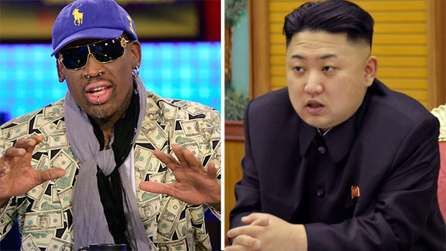 What did we learn from former NBA star's trip to North Korea?