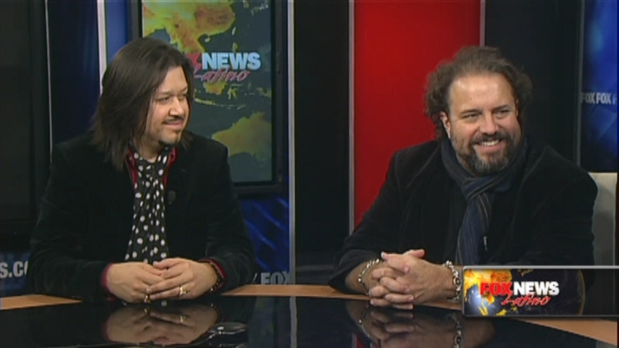 Country, rock and pop band The Mavericks speak with Fox News Latino.