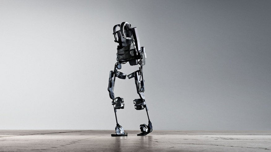 After serving his country in Afghanistan, Sgt. Dan Rose returned home with a spinal cord injury that left him unable to use his legs. Soldier Socks - an organization that donates bionic 'Ekso' suits to paralyzed veterans - selected Dan to be their first recipient