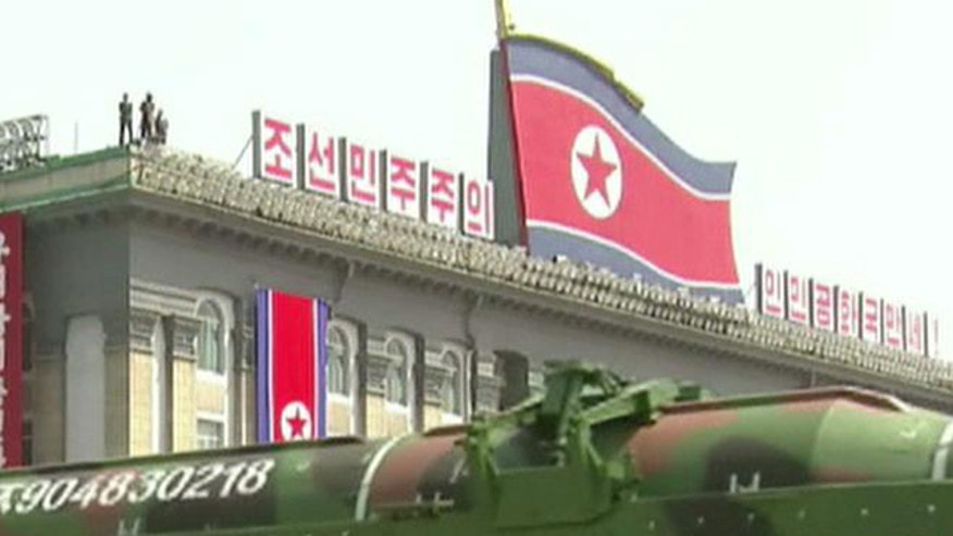 Attempt to rein in Pyongyang's nuclear and ballistic missile programs