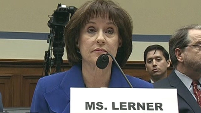 Fireworks at House hearing as Lerner invokes Fifth again