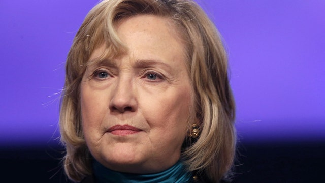 Clinton keeps pressure on Putin after comparing Crimea strategy to Hitler