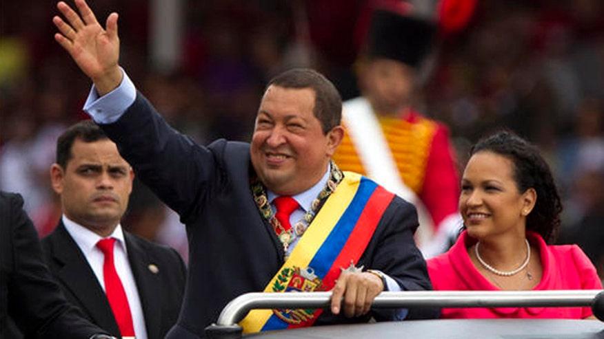 Bidding a fond farewell to Venezuela's president