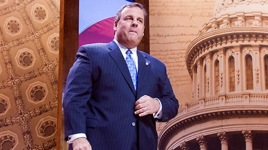 Embattled NJ governor gets a perhaps surprising reception at CPAC 2014. Are his 2016 aspirations still alive?