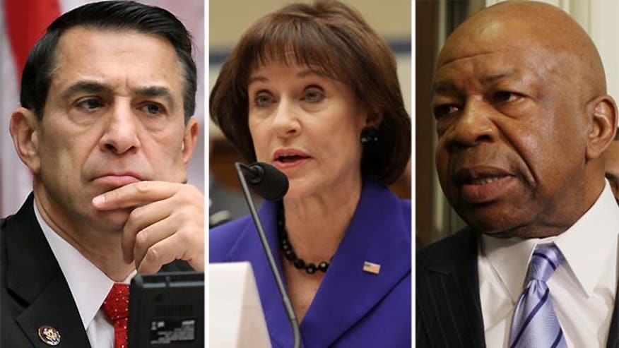 'Off the Record', 3/6/14: Congress had time to consider punishment for House Oversight Chair Issa for his verbal battle with Rep. Cummings, but no time to demand that the IRS comply with its subpoena of Lois Lerner emails