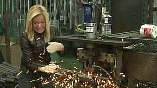 Steel company fighting to bring jobs home