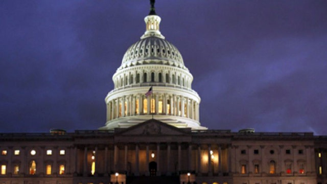 Senate Dems to urge climate change action with 'all-nighter'