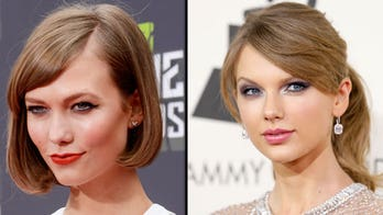 Taylor Swift has another new celebrity BFF, Victoria's Secret beauty Karli Kloss.