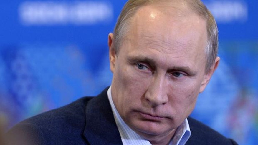 Putin claims his actions are 'consistent with international law'