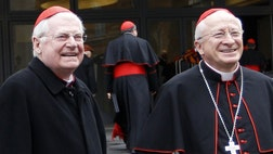 The prevailing sentiment here in Rome affirms the need for a strong personality who will at once offer a joyful and convincing presentation of the Gospel (to Catholics and non-Catholic Christians, and more broadly to believers and  non-believers) and with a will and capacity to reform the Vatican Curia.