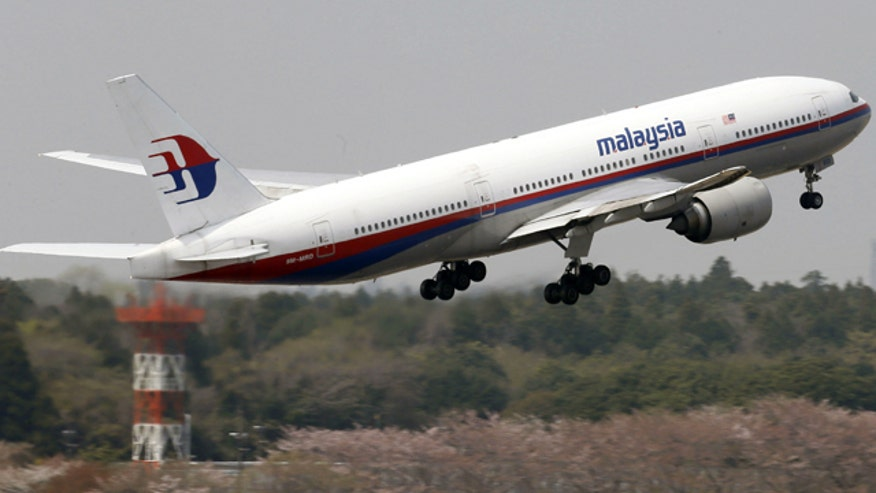 Clues believed to be from missing Malaysian Airlines plane