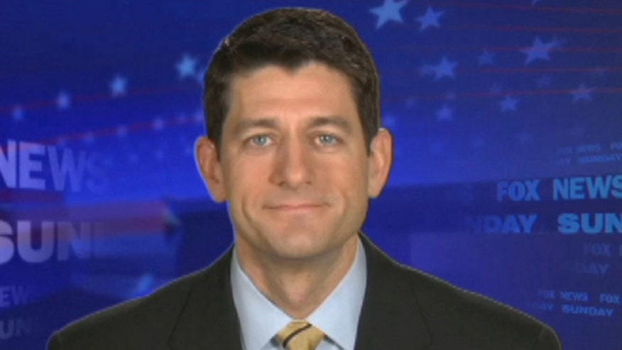 House Budget Committee chair on 'Fox News Sunday'