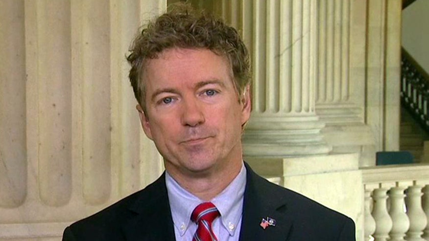 Ted Cruz says he doesn't agree with Rand Paul on foreign policy