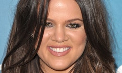 Khloe Kardashian showed off her body in tiny Daisy Duke-style shorts while out and about.