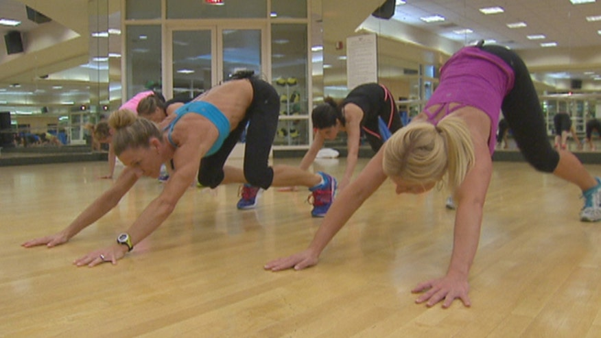 Animal-inspired movement classes are a growing trend around the country. Fox News Health's Anna Kooiman checks out 'Stoked Primal' in New York City and channels her wild side