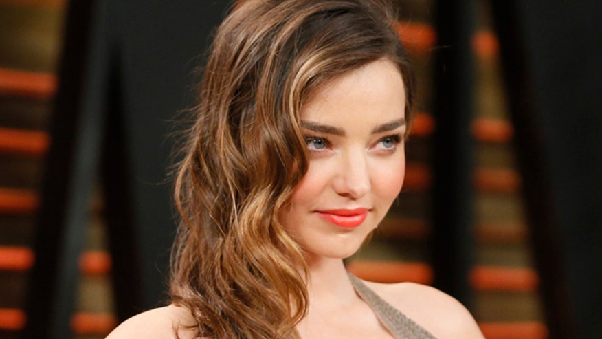 Miranda Kerr stripped down for a sexy new commercial.
