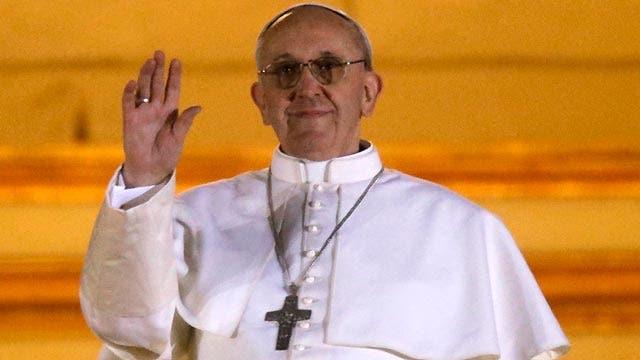 Habemus papam: Pope Francis